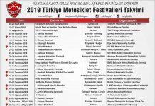 2019 motosiklet festival tarihleri