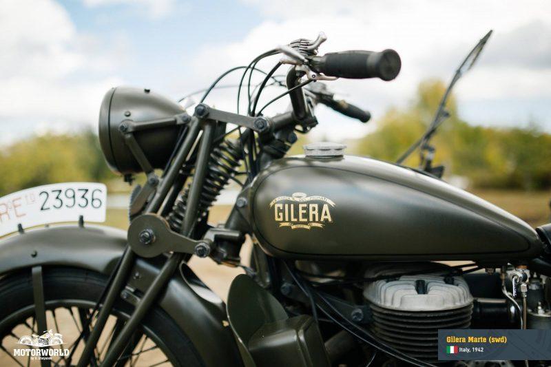 Gilera marte 7 800x533 - 1942, Gilera Marte (swd)   italya