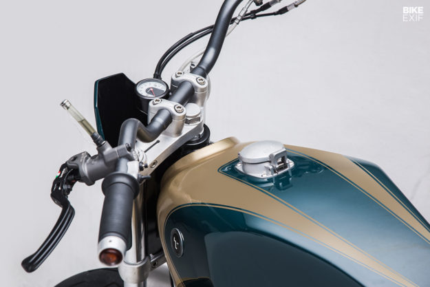 TXX INTERCEPTOR ROYAL ENFIELD 650 от Thrive Motorcycles (Jakarta in Indonesia)