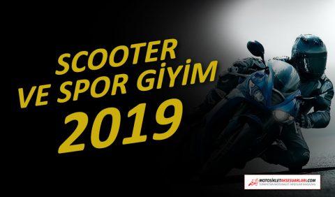 Scooter, Spor Motosiklet Giyim Tavsiyeleri