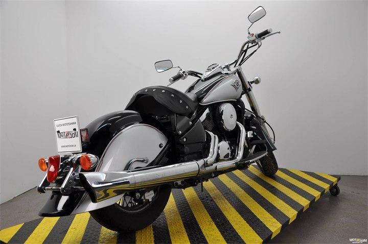 Kawasaki Vulcan 800 Drifter
