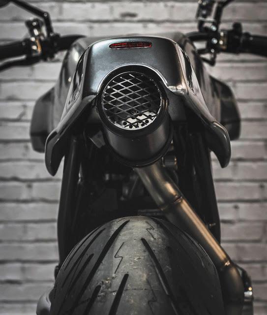 Ducati S2R от Bolt Motor Company