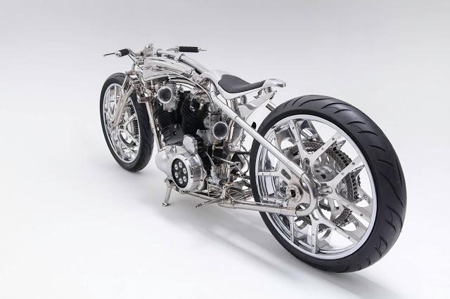 Metal Sculpture Vincent от Zillers Garage