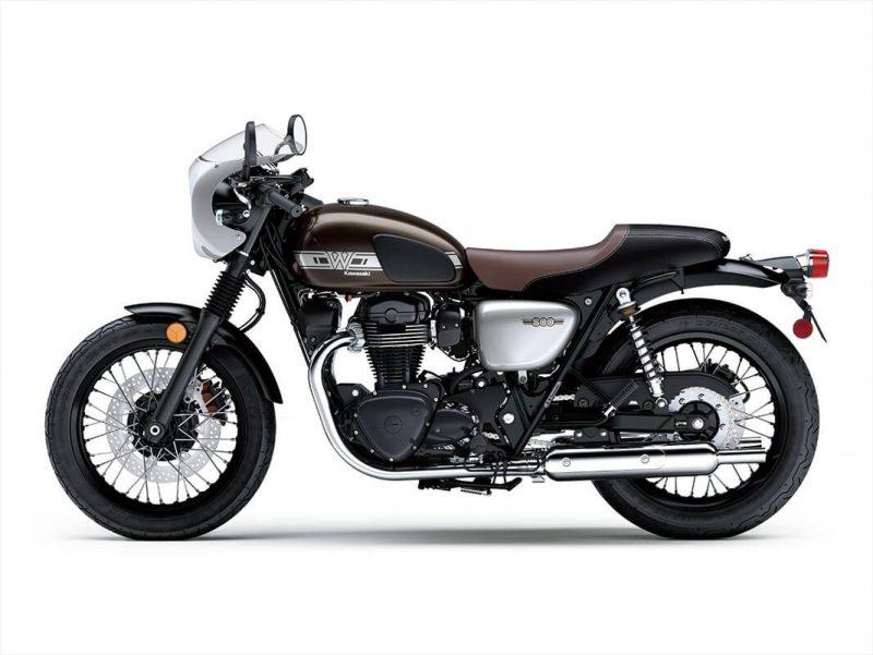 2019 Kawasaki W800 Cafe 1 800x601 - 2019 Kawasaki W800 Cafe İnceleme