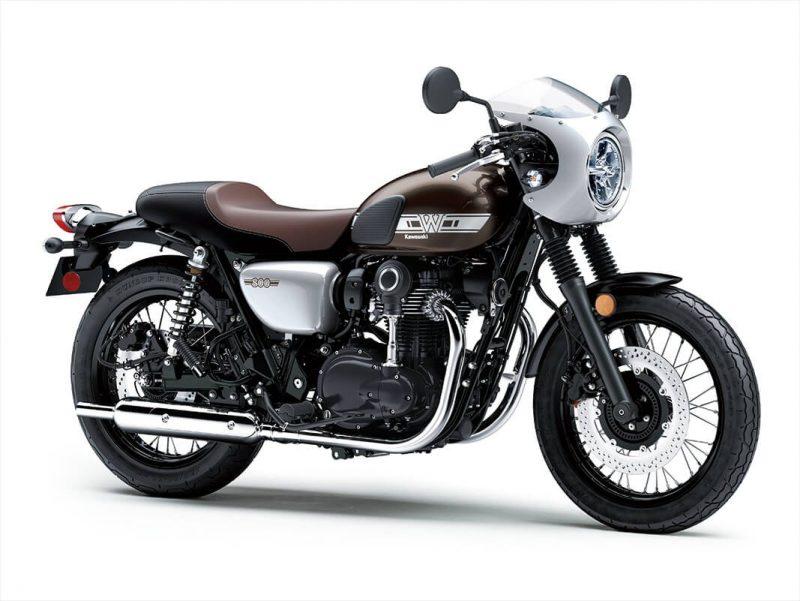 2019 Kawasaki W800 Cafe 3 800x601 - 2019 Kawasaki W800 Cafe İnceleme