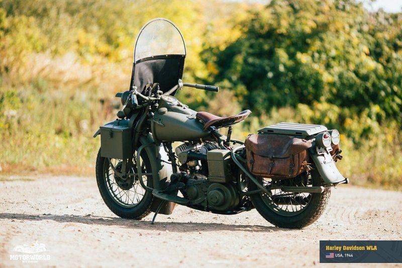 Harley Davidson wla 1 800x533 - 1944, Harley-Davidson wla   ABD