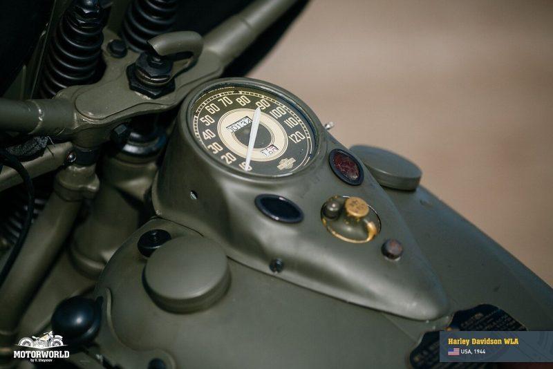 Harley Davidson wla 4 800x534 - 1944, Harley-Davidson wla   ABD