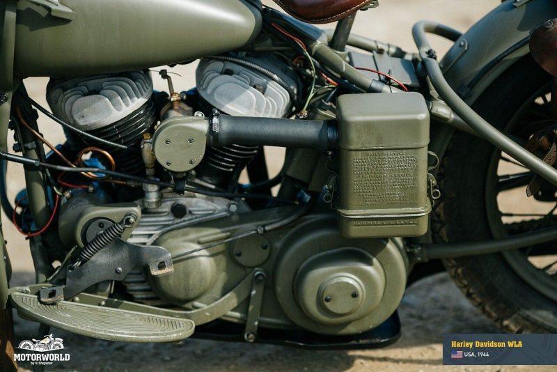 Harley Davidson wla 6 800x534 - 1944, Harley-Davidson wla   ABD