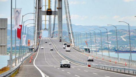 2019 Osmangazi Köprüsü Araç Geçiş Ücretleri