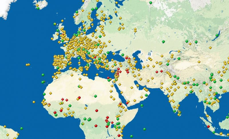 UNESCO Kültür Mirası Listesi