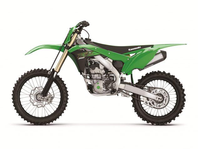 2020 Kawasaki KX250-1