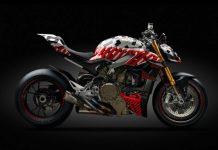 Ducati Streetfighter V4 Prototip