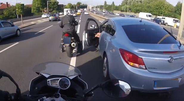 trafikte-saldirganlik