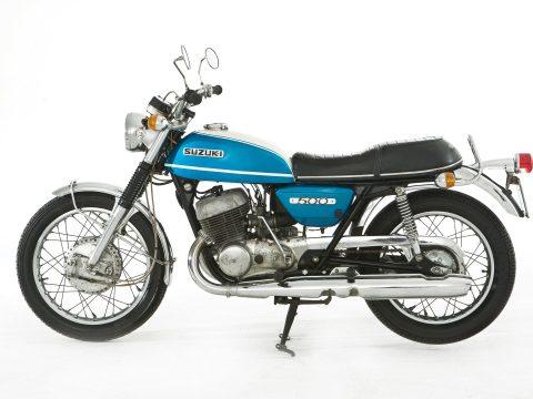 1971 Suzuki Motosiklet Modelleri