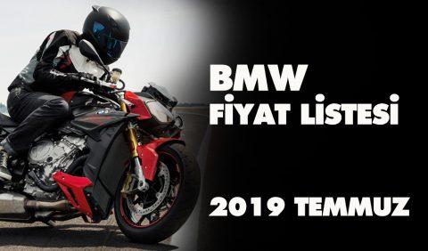BMW Motor Fiyat Listesi, 2019 Temmuz