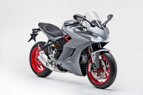 2019 Ducati SuperSport almak için 17 neden