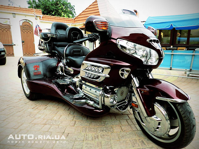 Honda Gold Wing 2009