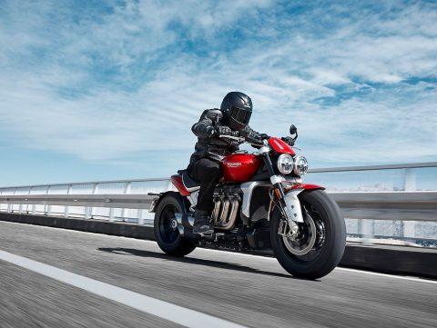 2020 Triumph Rocket 3, 2500 cc