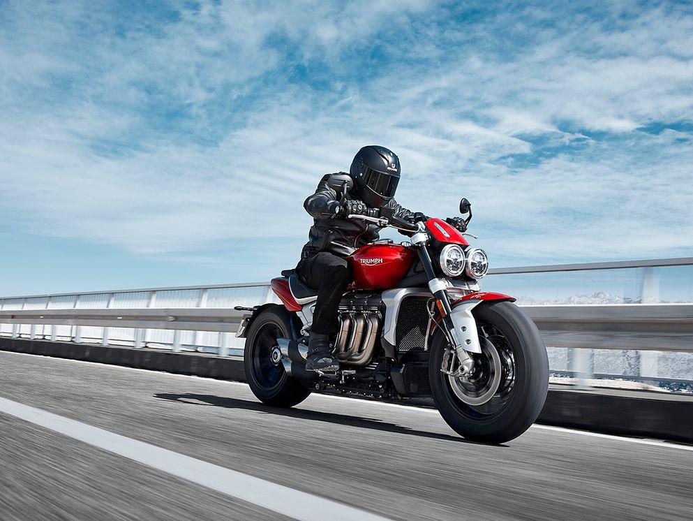 IWQEDA5PXUMAX4MEUUVD5I2GFU - 2020 Triumph Rocket 3, 2500 cc
