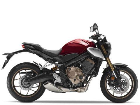 2019 Honda CB650R, CB650R ABS