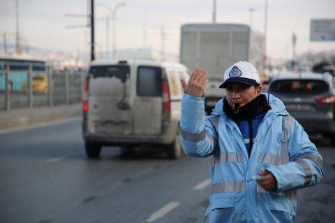 Trafik zabıtasının görev ve yetki sınırı