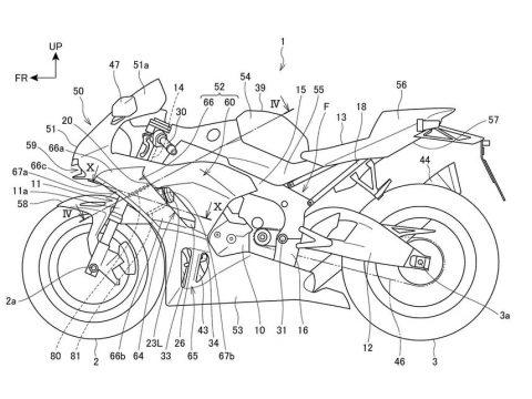 Honda, Yol ve Yarış İçin Aktif Aerodinamik Geliştiriyor