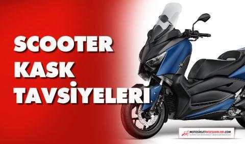 Scooter Kask Tavsiyeleri, X-max
