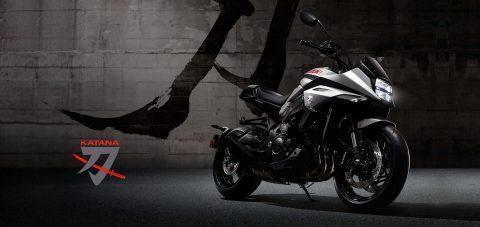 Suzuki Katana Türkiye'de satışa girdi