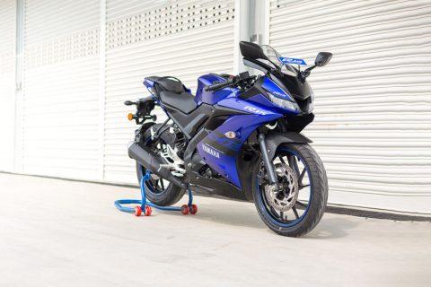 Doğunun 150 cc Kralı, Yamaha YZF R15 V3