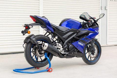 Yamaha YZF R15 V3 Foto Galeri