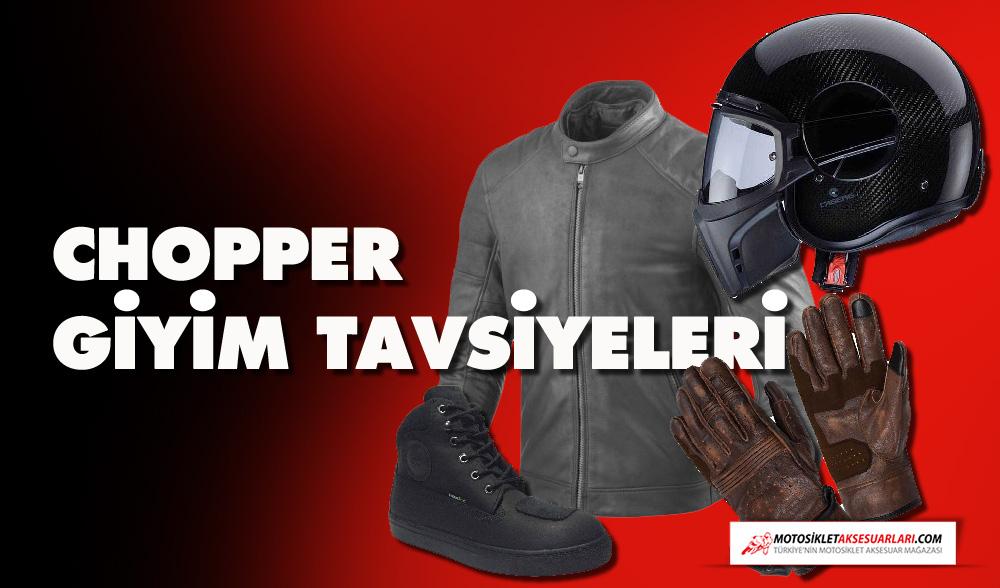 chopper giyim - 2500 TL Bütçeye Uygun, Chopper Giyim Tavsiyeleri