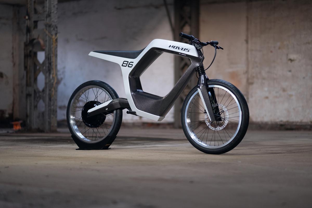 elektrikli motosiklet 2 - Yükselen Yeni Araç Trendi: Elektrikli Motosiklet Furyası