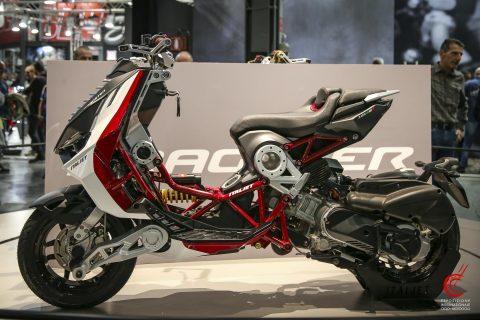 2020 Italjet Dragster 125 cc ve 200cc