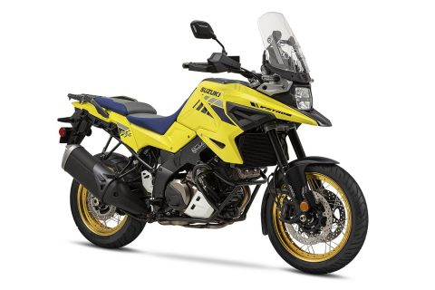 2020 Suzuki V-Strom 1050 Foto Galeri