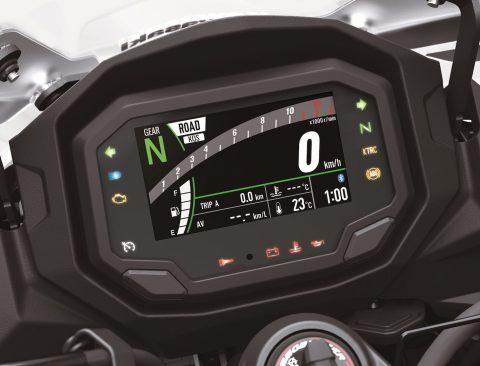 New Kawasaki Ninja 1000SX MY20 - Video