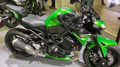 Top 8 New Kawasaki Motorcycles At The Eicma Motor Show 2019