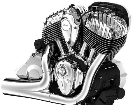 Motosiklet Motoru Temel Parçaları