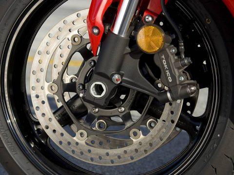 Motosiklet Fren Sistemi
