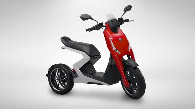 zapp i300 1 - Zapp i300 elektrikli motosiklet