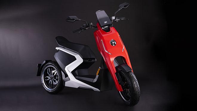 zapp i300 2 - Zapp i300 elektrikli motosiklet