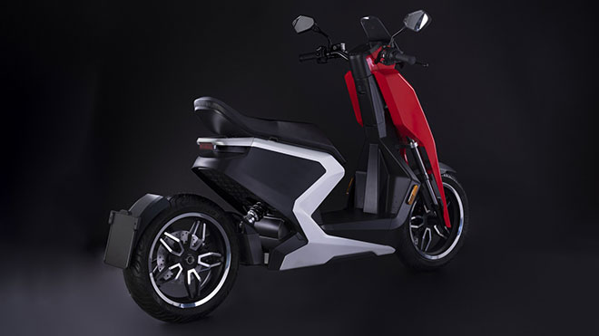 zapp i300 3 - Zapp i300 elektrikli motosiklet