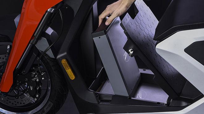 zapp i300 5 - Zapp i300 elektrikli motosiklet