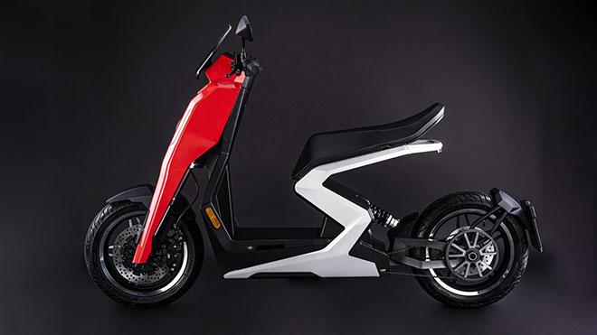 zapp i300 6 - Zapp i300 elektrikli motosiklet