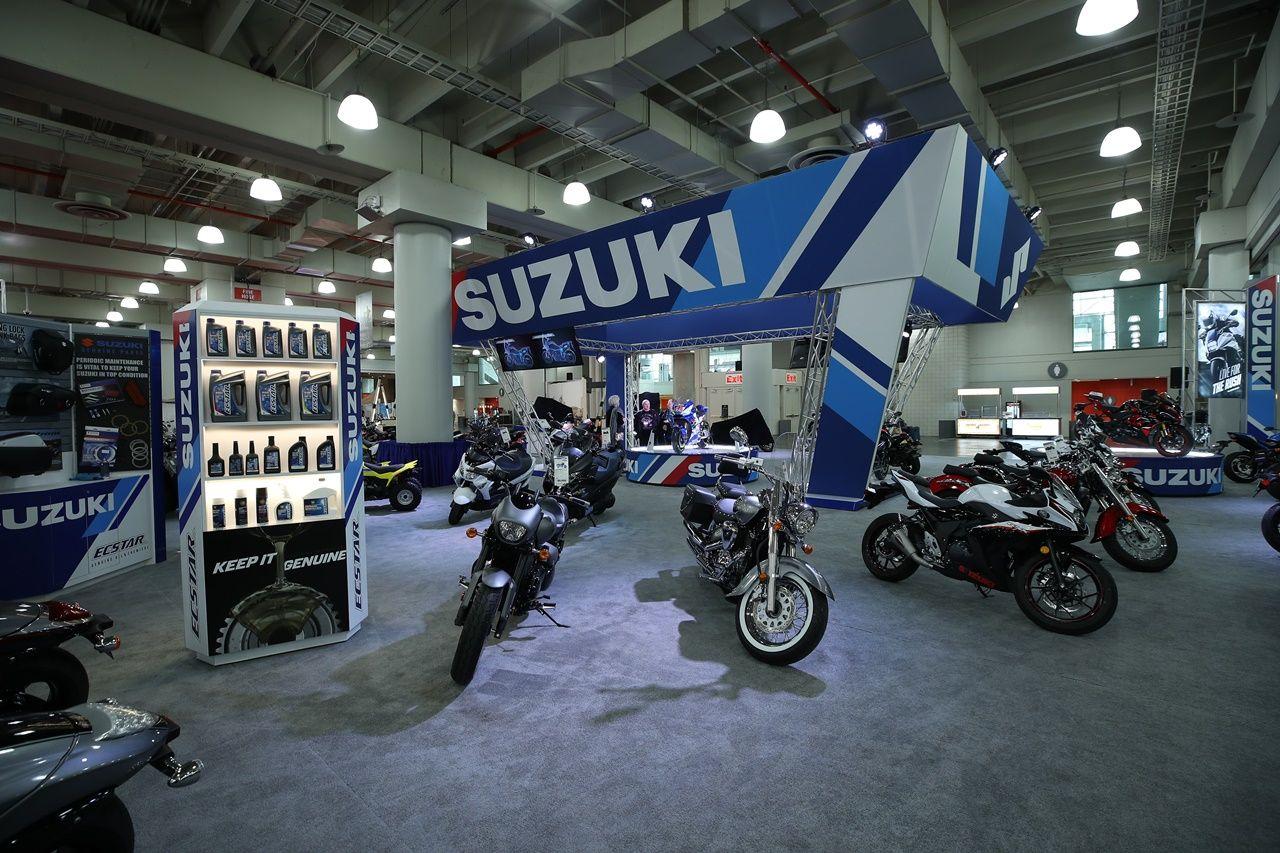 20191206 2 39716123 50144312 TqhA.jpg - Motosiklet Fuarı New York Javits Center'da ziyaretçilere kapılarını açtı