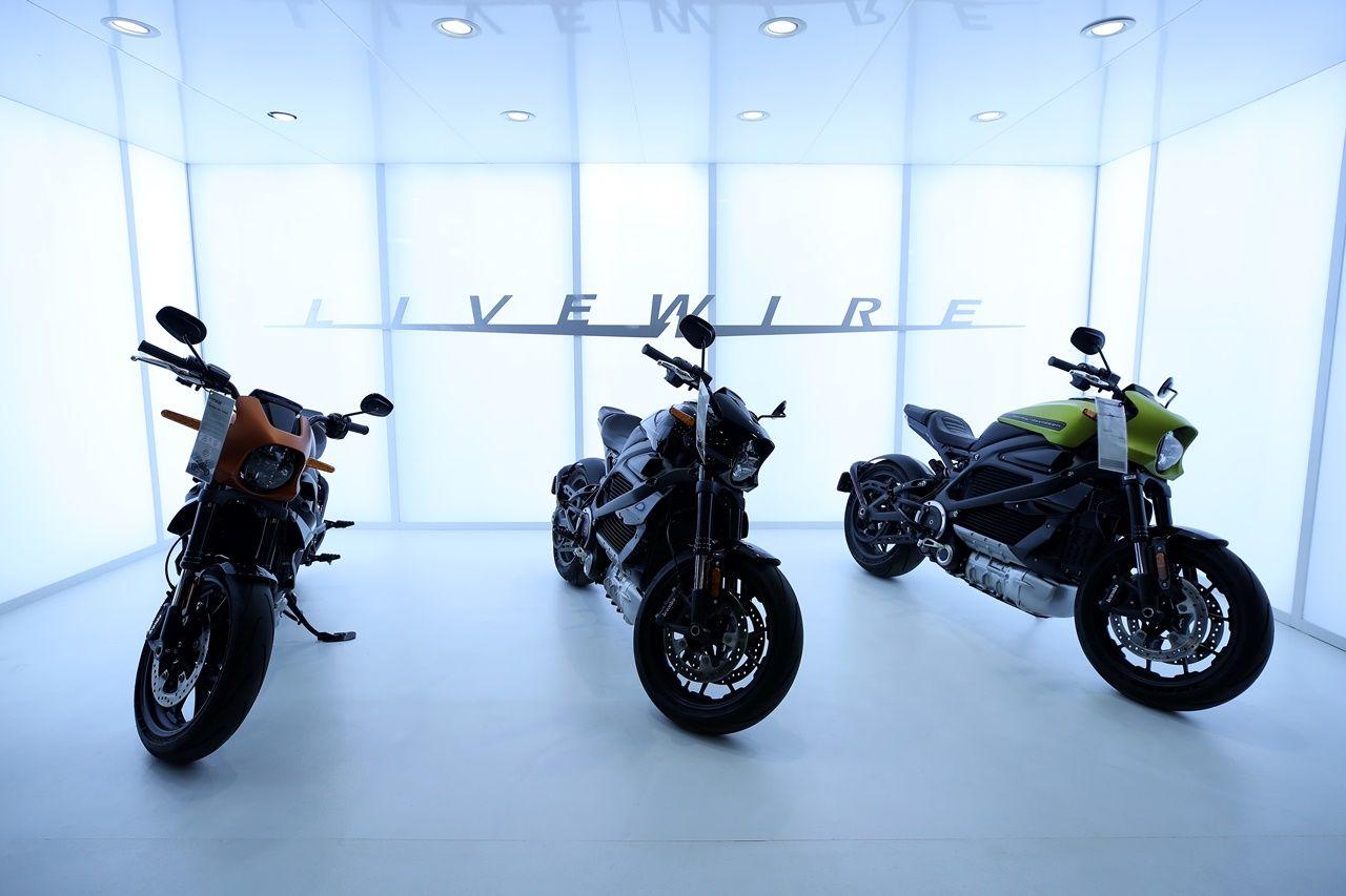 20191206 2 39716123 50144315 j49u.jpg - Motosiklet Fuarı New York Javits Center'da ziyaretçilere kapılarını açtı