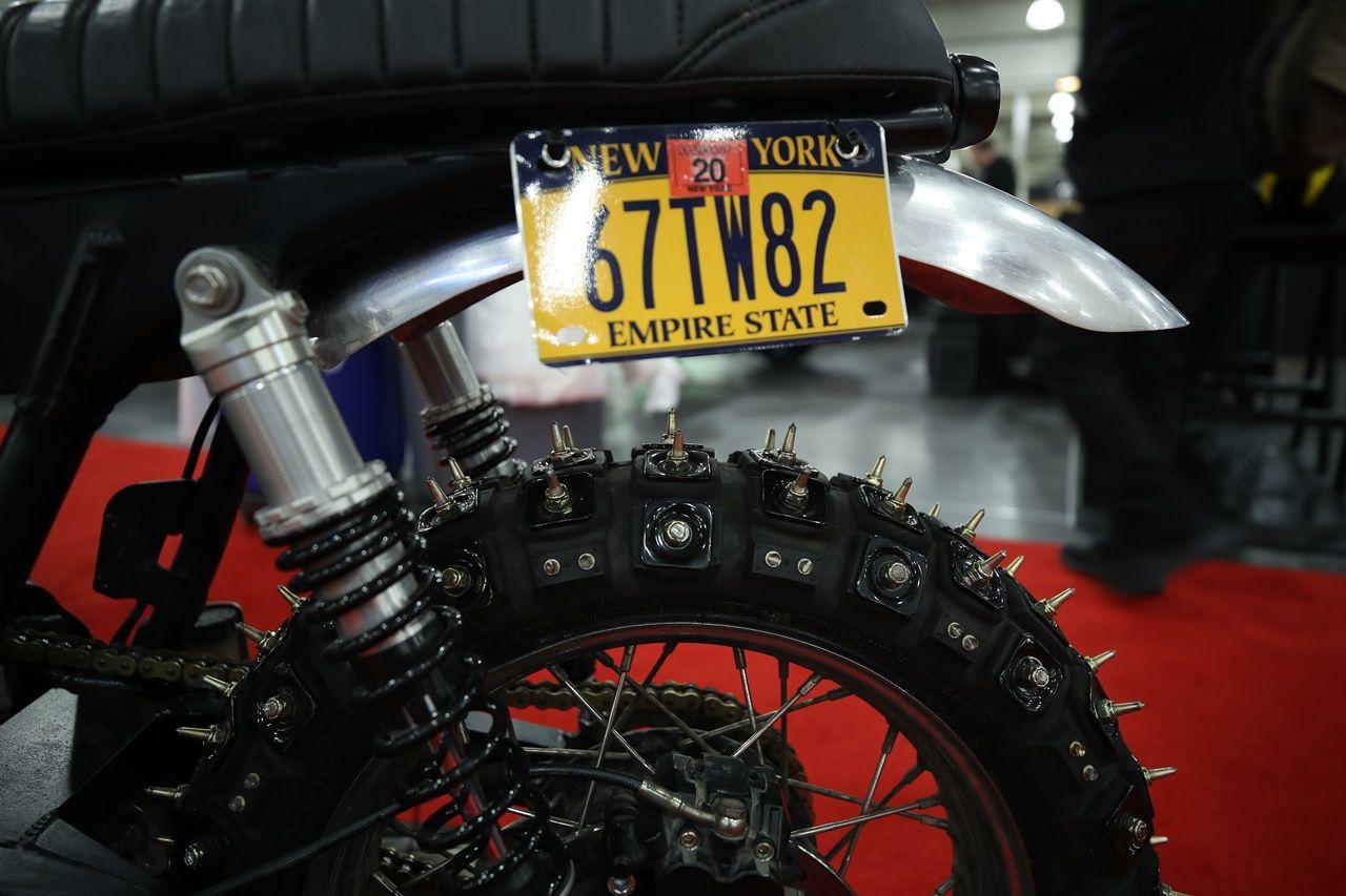 20191206 2 39716123 50144320 LaFA.jpg - Motosiklet Fuarı New York Javits Center'da ziyaretçilere kapılarını açtı