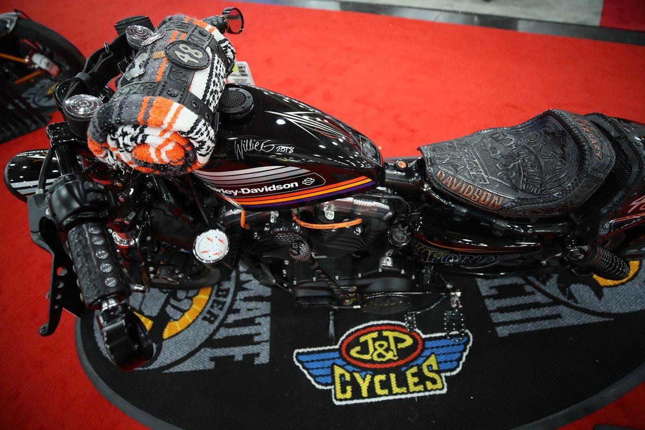 20191206 2 39716123 50144335 GMI1.jpg - Motosiklet Fuarı New York Javits Center'da ziyaretçilere kapılarını açtı