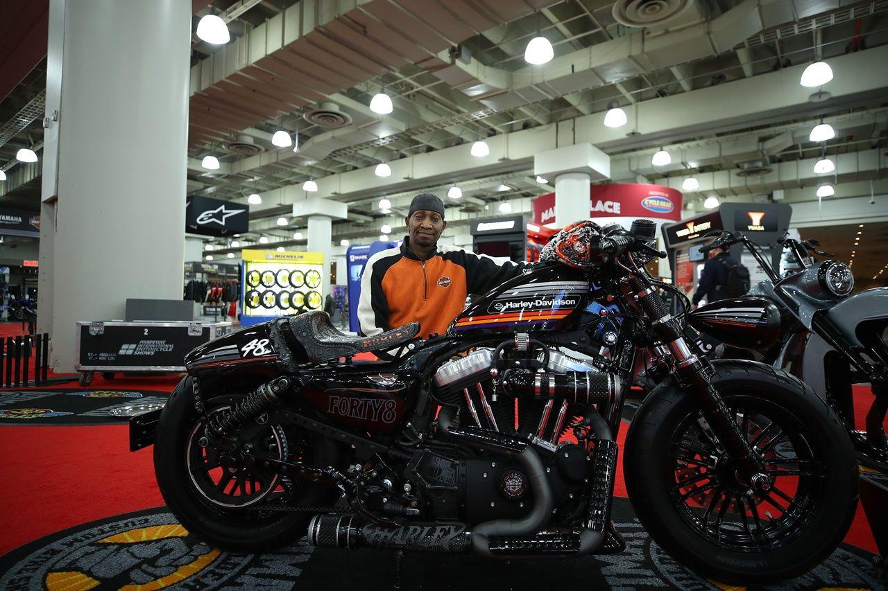 20191206 2 39716123 50144337 Z9LW.jpg - Motosiklet Fuarı New York Javits Center'da ziyaretçilere kapılarını açtı