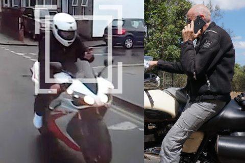 Cep telefonu tespit edebilen kameralar devreye girdi