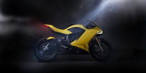 Kanada'nın 200 mil / saat elektrikli superbike teknolojisine Japon lisansı ekleniyor
